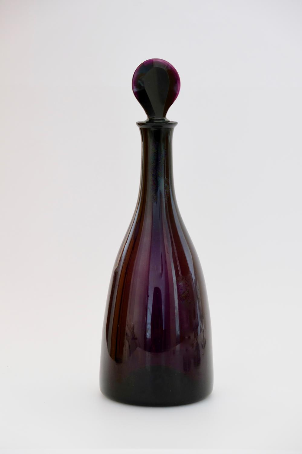 Amethyst Decanter C1790