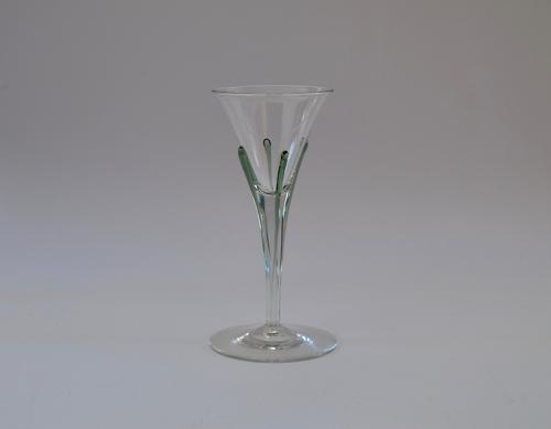 Tear Wine Glass Harry Powell 1899.