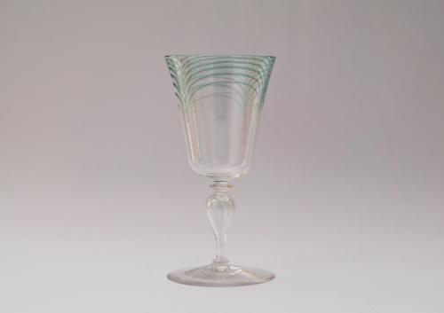 Minerbi Wine Glass 1906