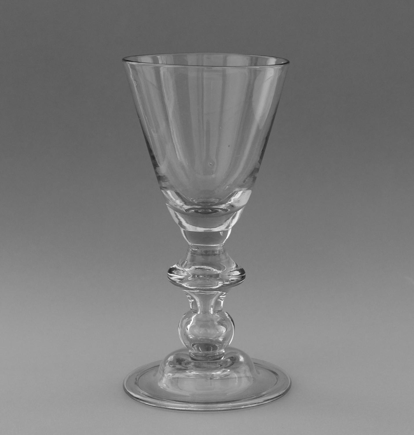 Baluster wine glass C1715-20