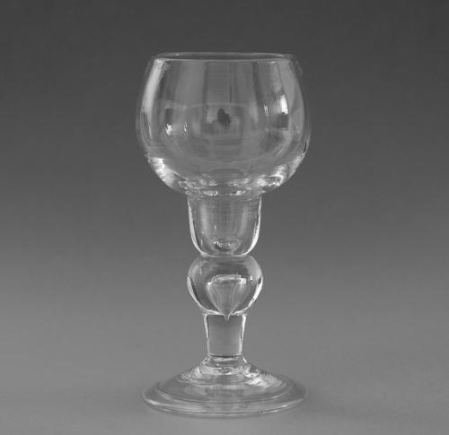 Baluster wine glass C1720