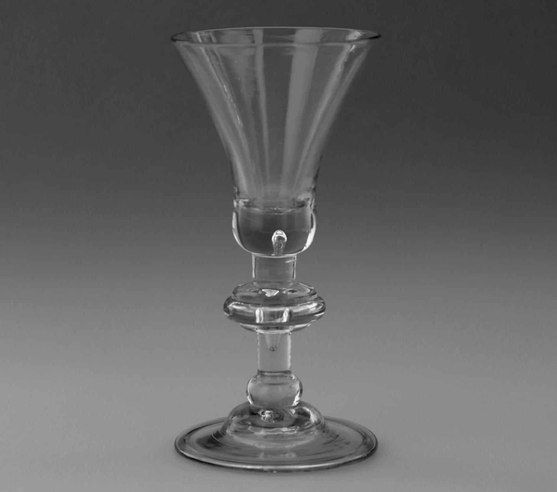 Baluster wine glass C1720-30