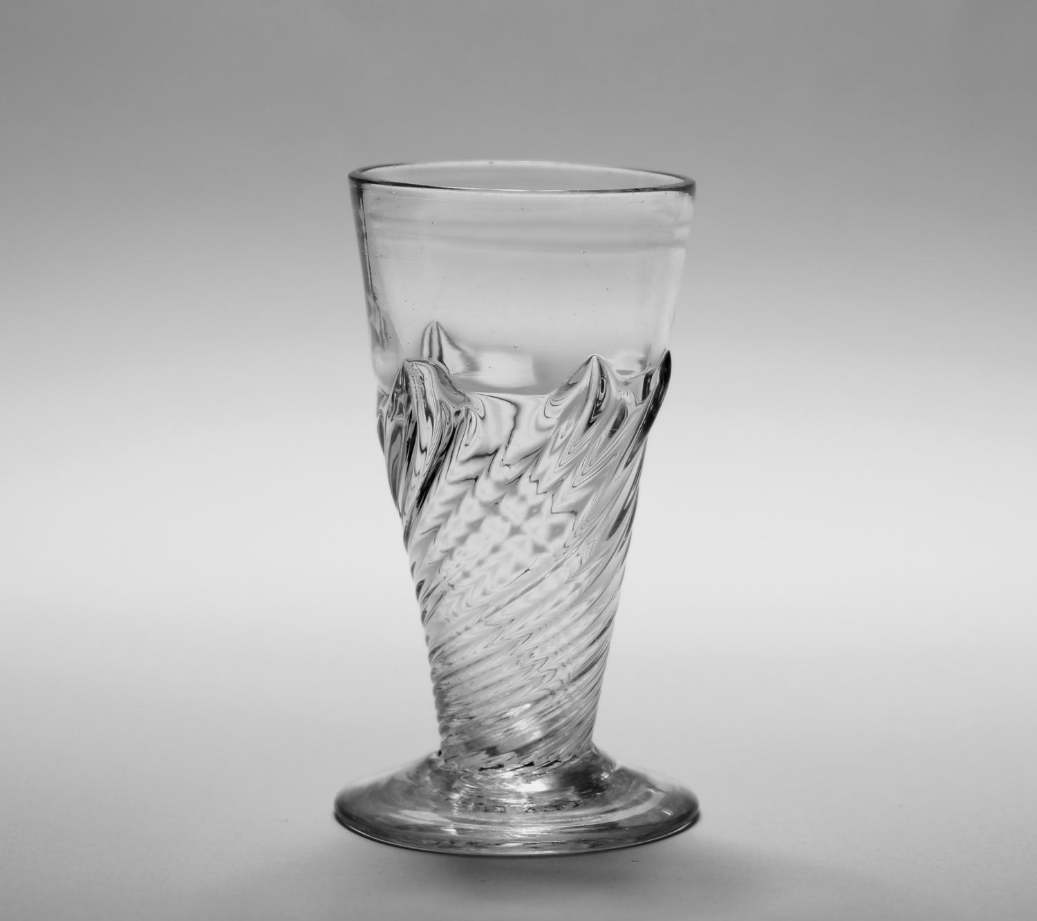 Flammiform ale glass C1760