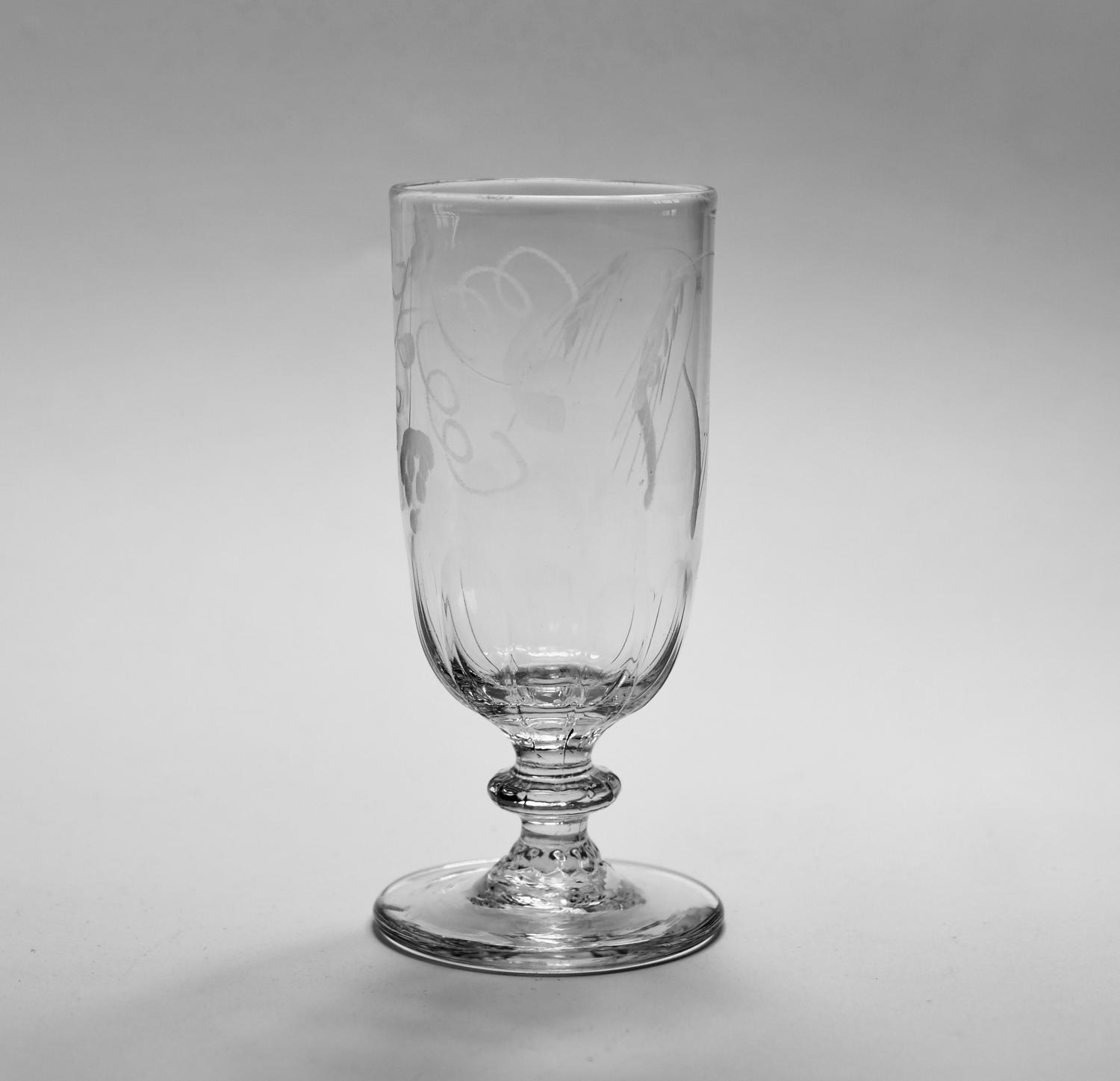 Ale glass C1820