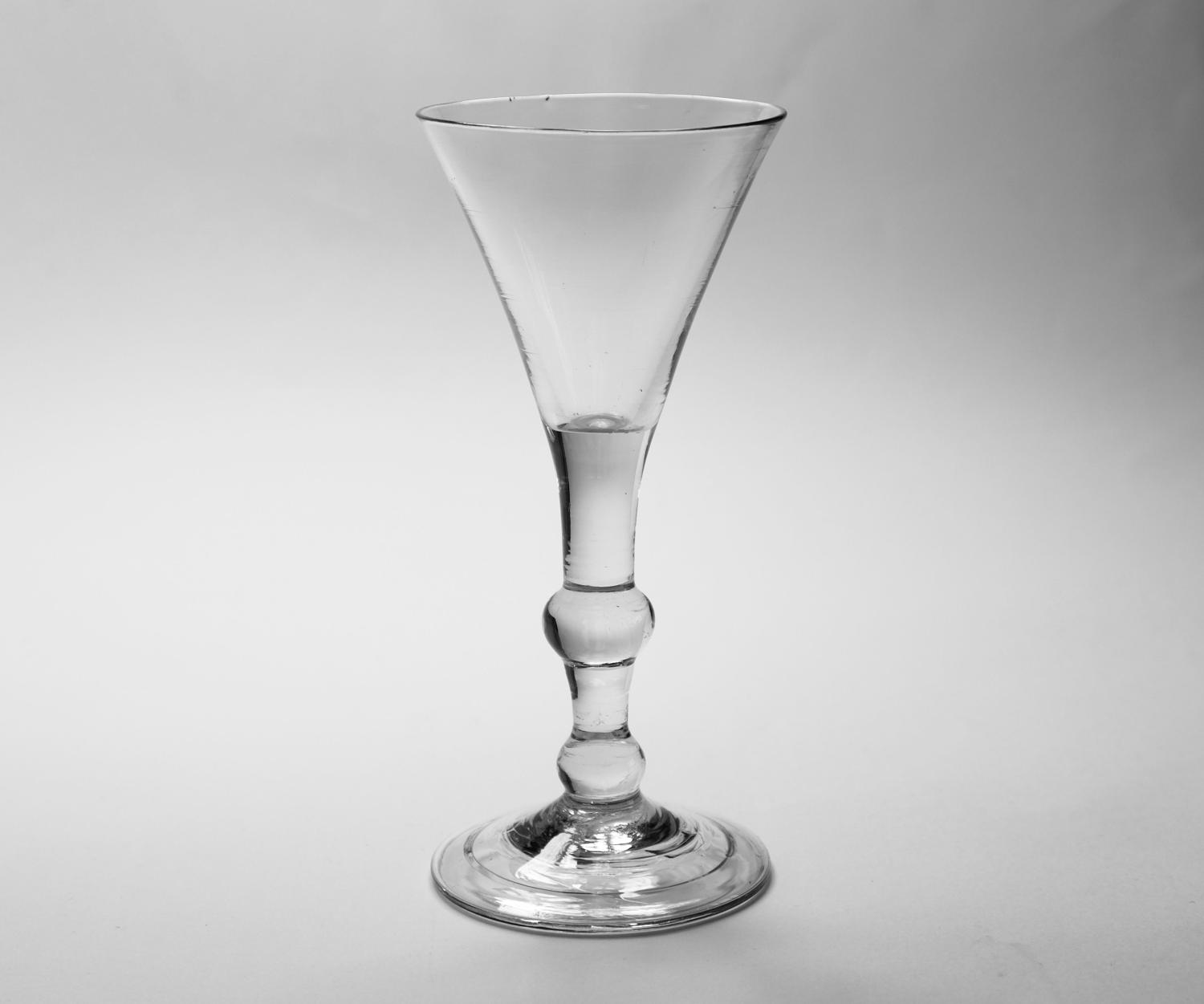 Balustroid wine glass C1735/40