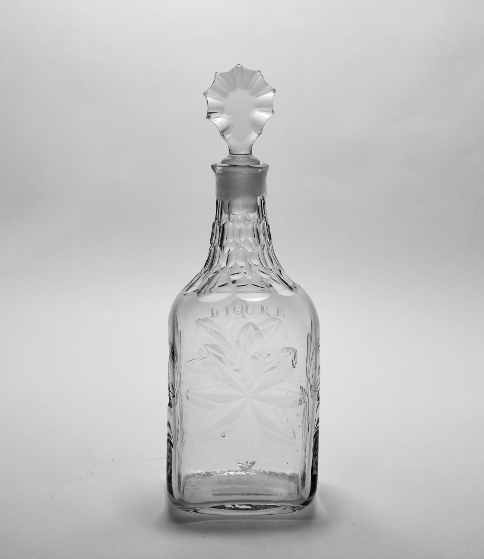 Liqueur decanter C1780