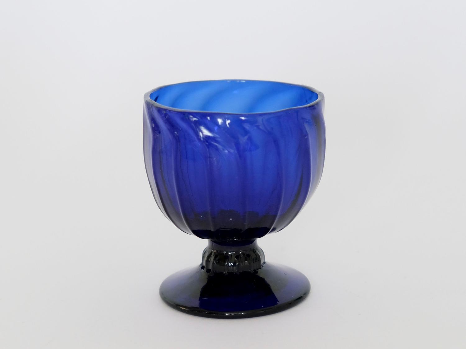 Blue bonnet glass C1780