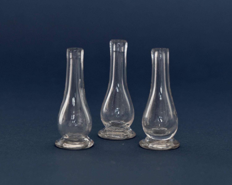 18th century bud vase or flower bottle
