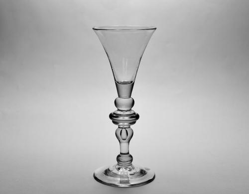 Baluster wine glass C1730