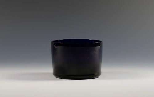 Blue finger bowl English C1820
