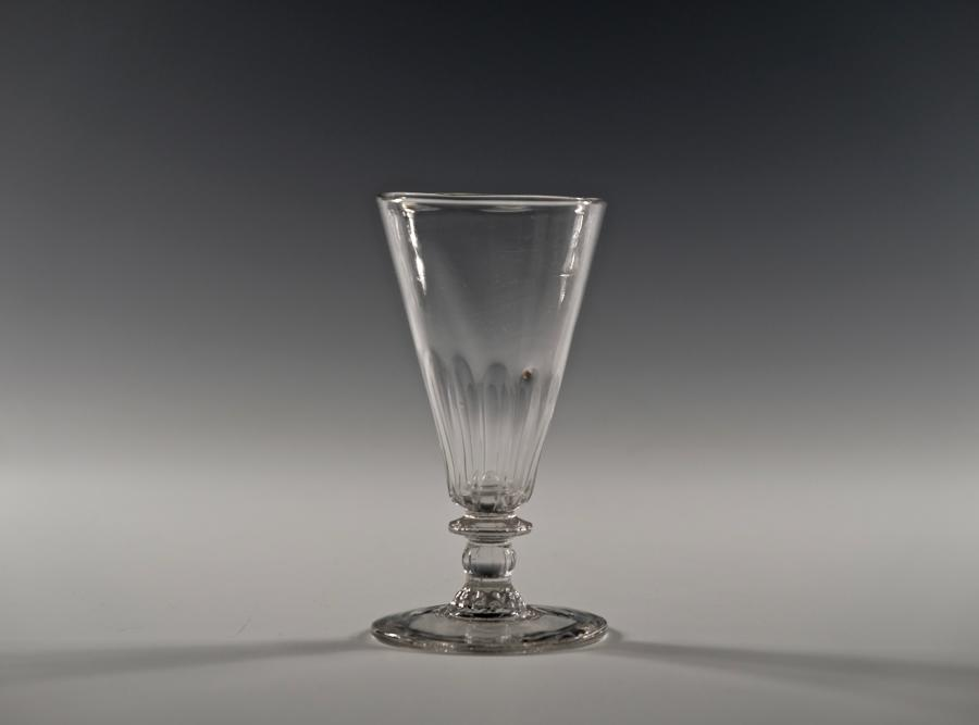 Dwarf ale glass English C1800