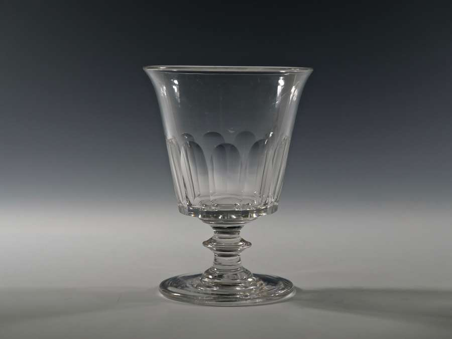 Bucket bowl rummer English C1830