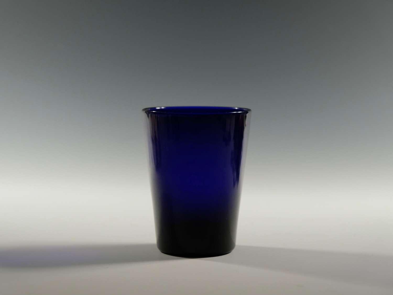 Rare blue tumbler English C1780