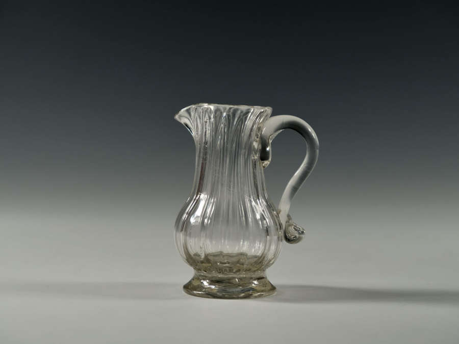 Cream jug English C1770