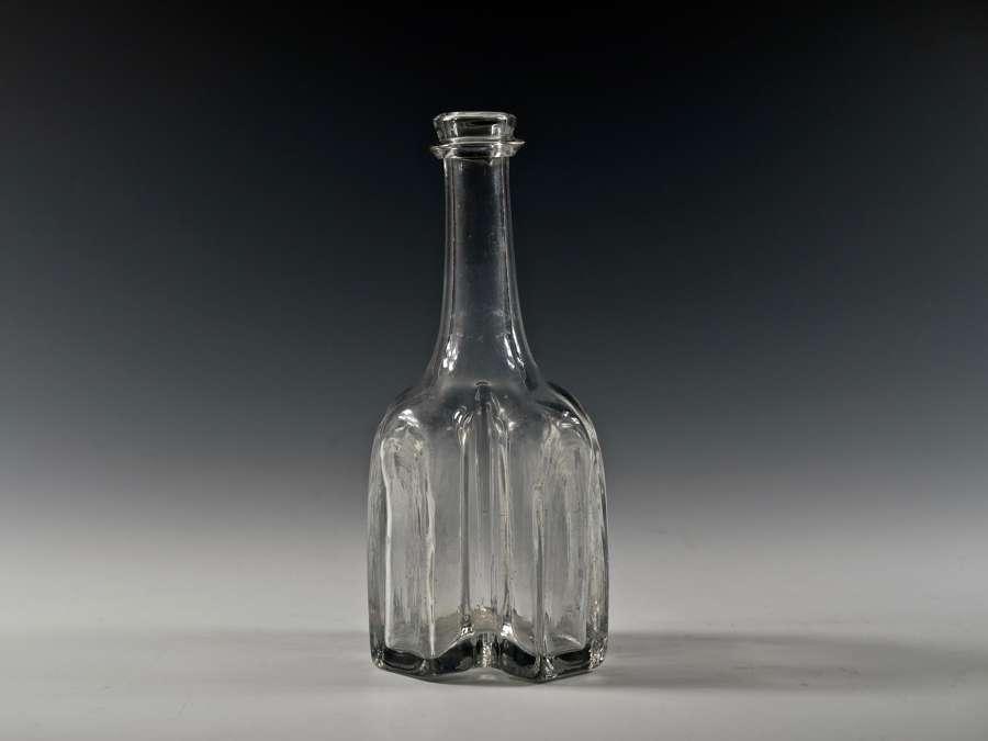 Cruciform serving bottle English C1735