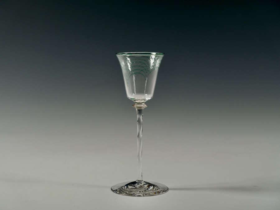 Minerbi liqueur glass 1906