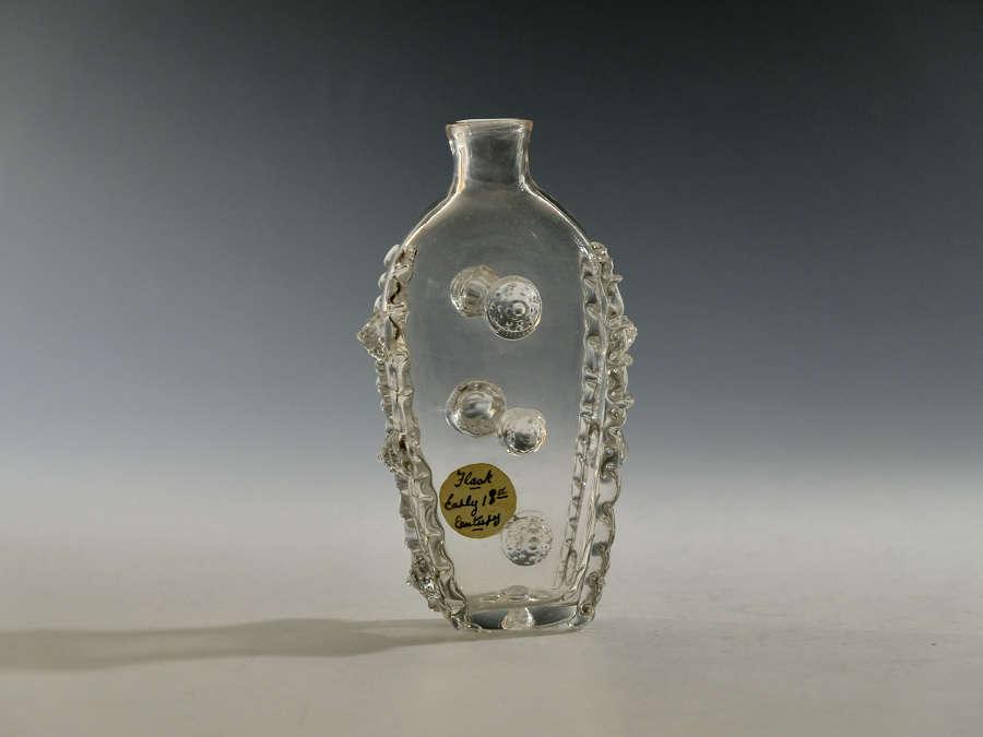 Spirit flask English c1770
