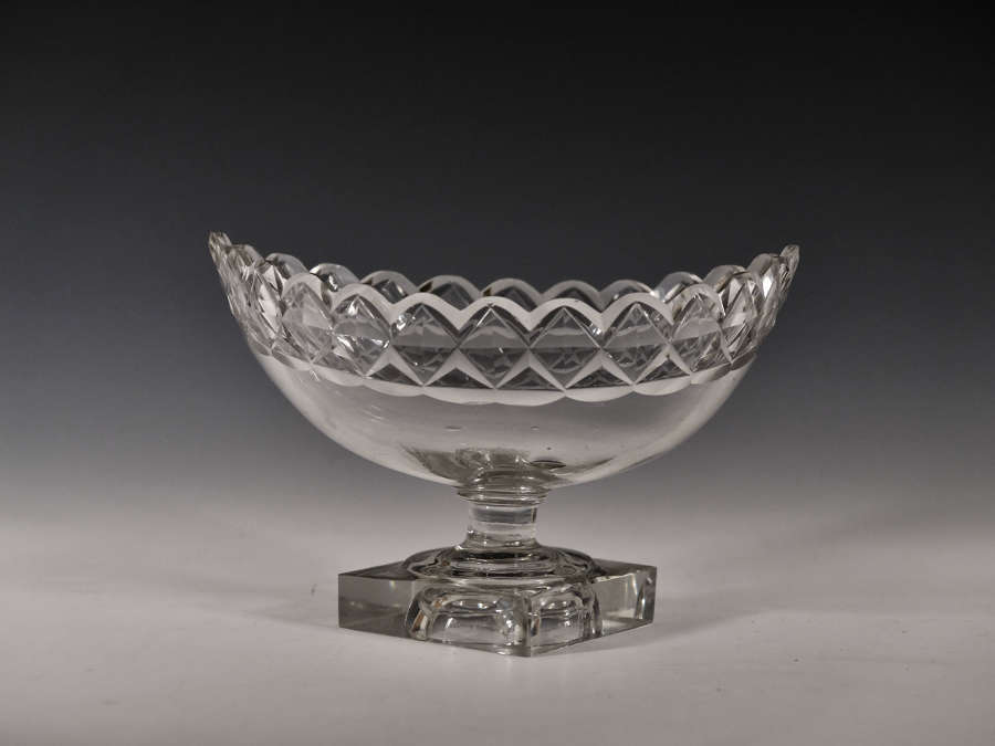 Fruit bowl Irish c1790