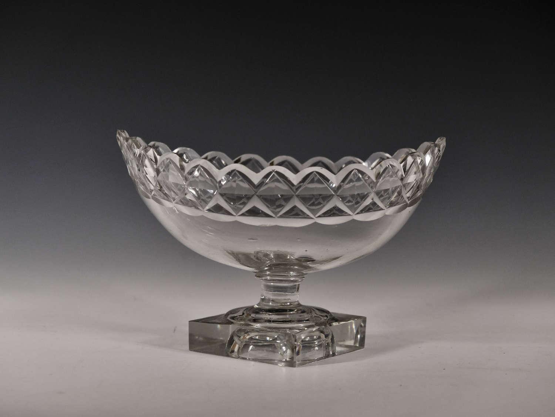 Fruit bowl Irish c1790
