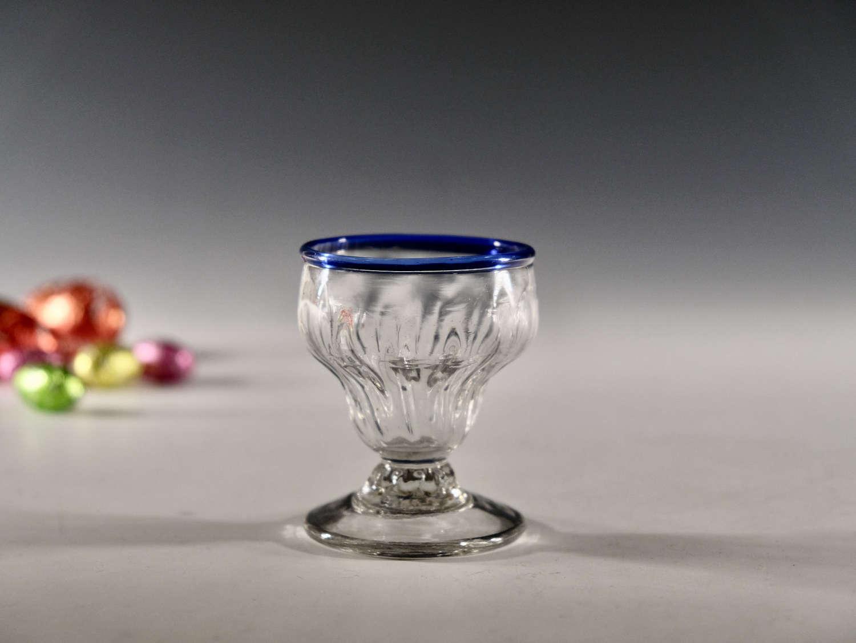 Antique bonnet glass English c1780