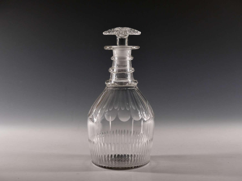 Antique decanter English c1830
